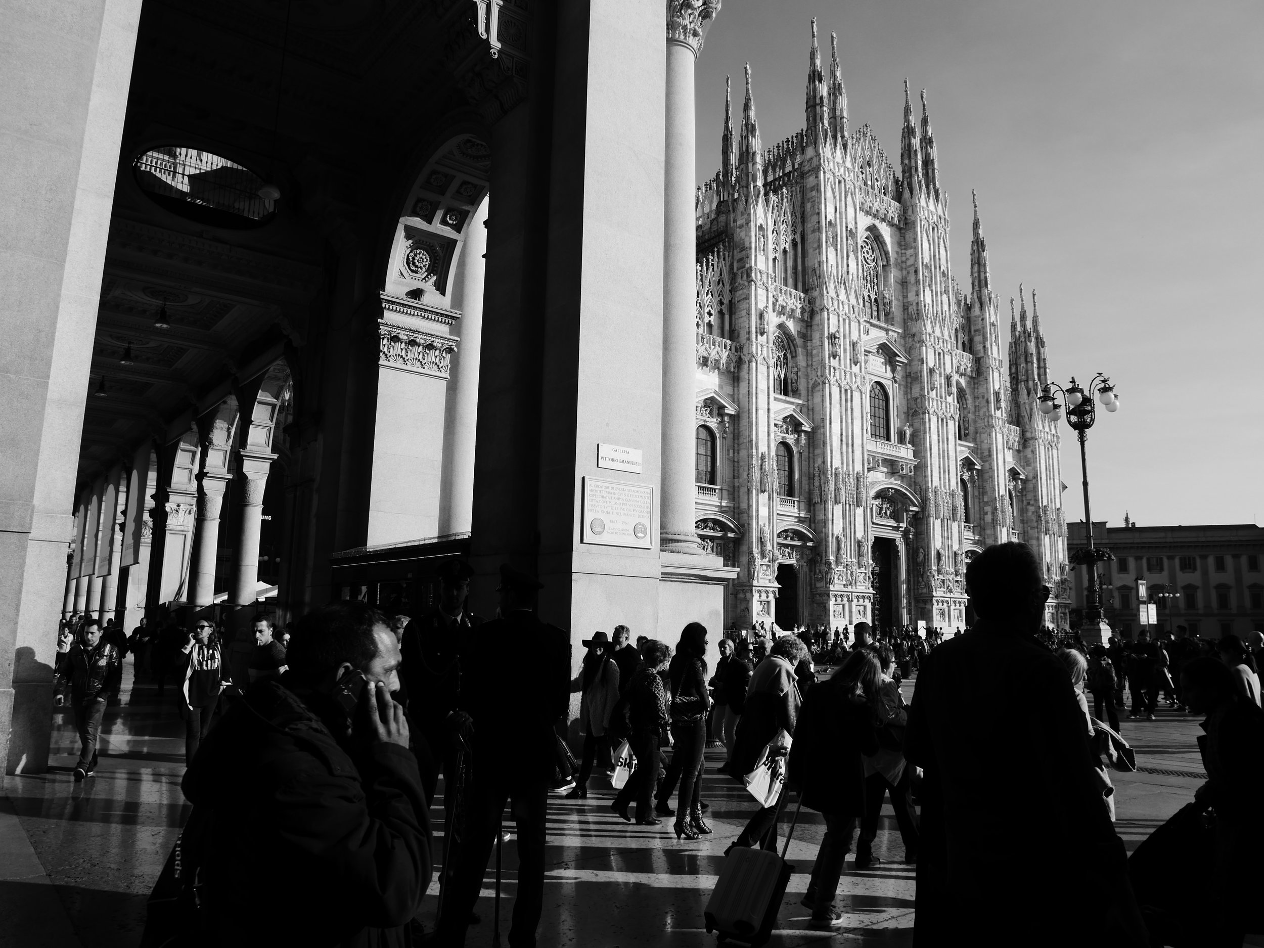 Milan I