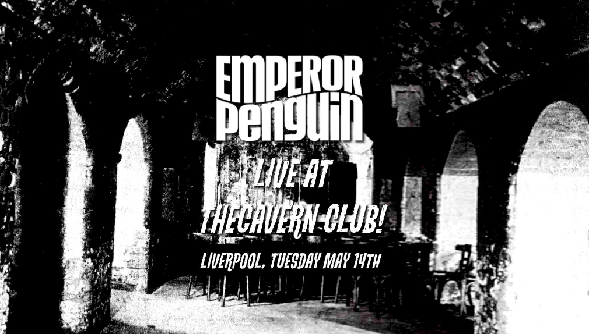 On Tuesday May 14th we return to Liverpool's legendary Cavern Club, joining a load of great bands as part of the International Pop Overthrow 2019 Festival. Free entry, many fine bands, and us. What more could you ask, music lovers?