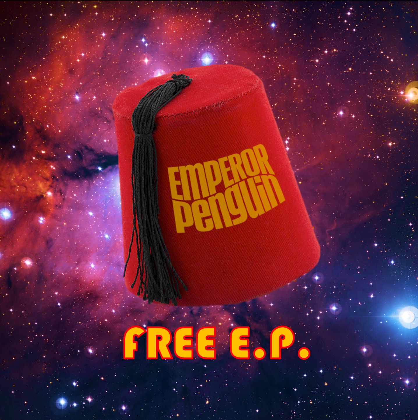 Click here  to get the imaginatively titled 'Free EP' by Emperor Penguin. Nomen est omen.