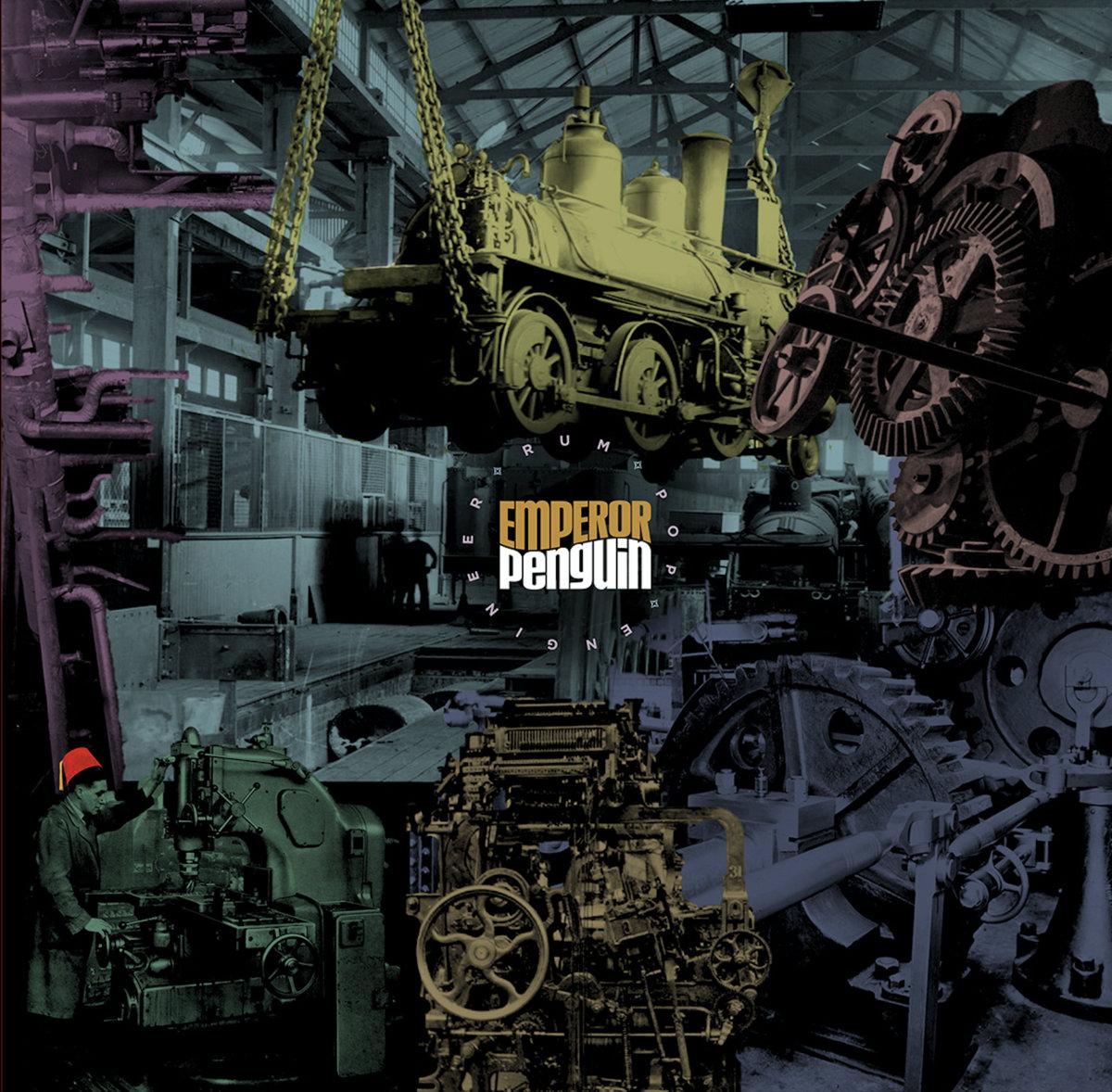 Rum Pop Engineer (Vinyl LP)