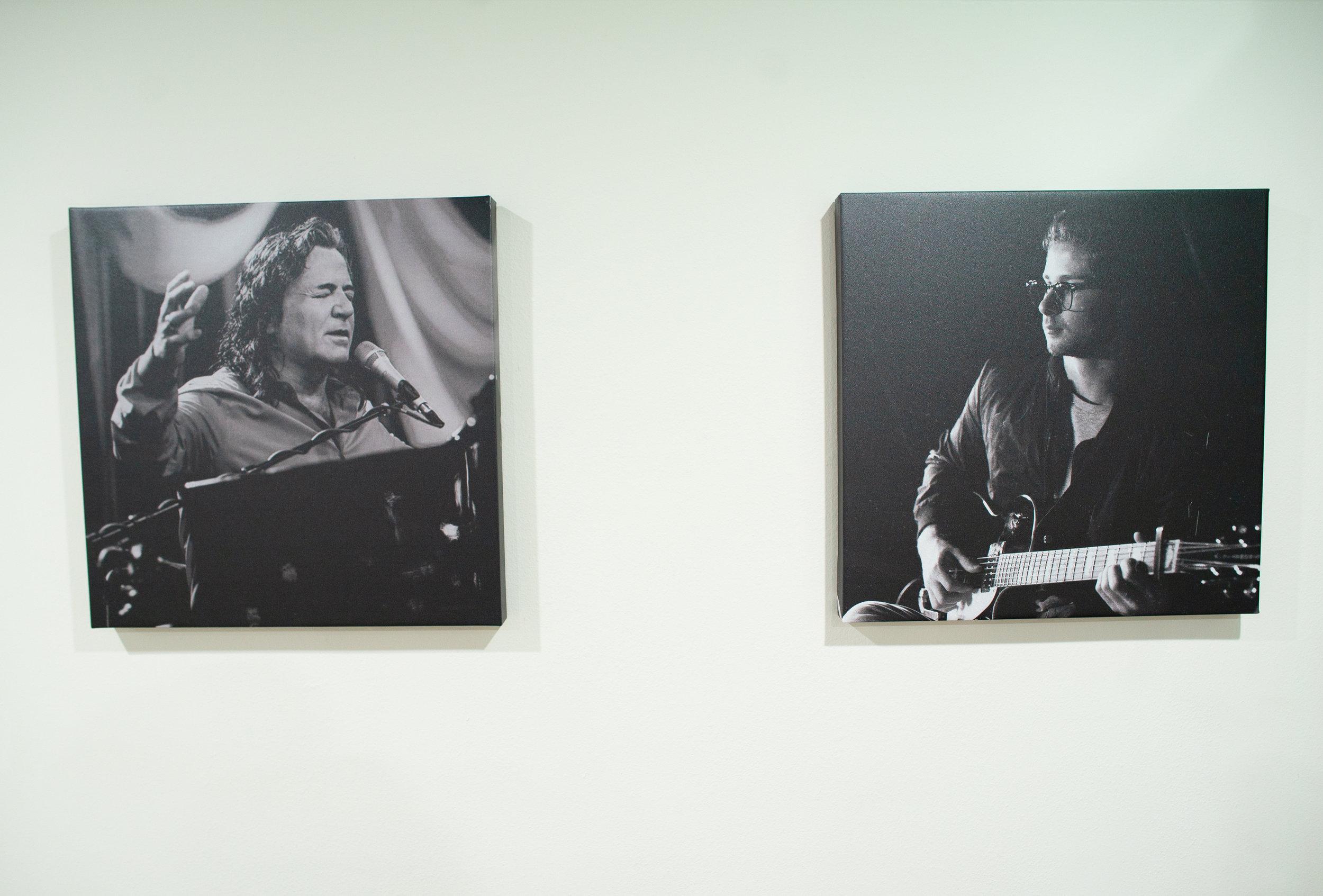 Foyer: Kim Clement & Nic Tijerina