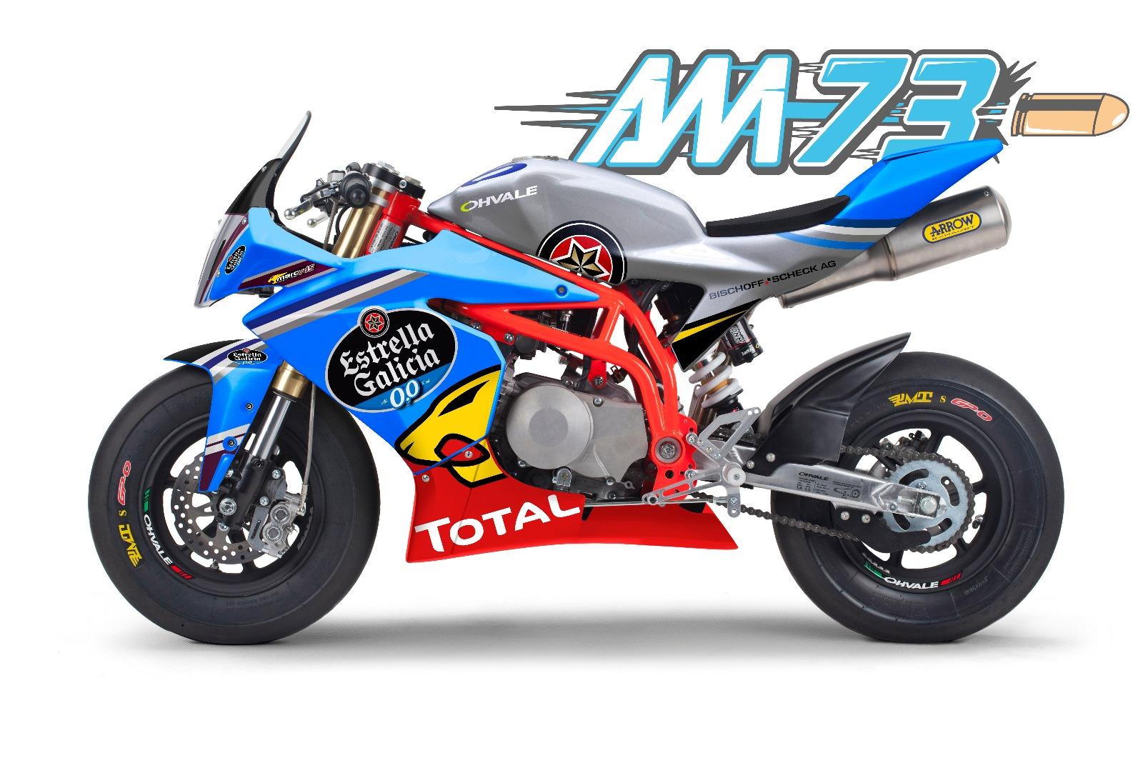 Marc VDS Moto2 - Alex Marquez