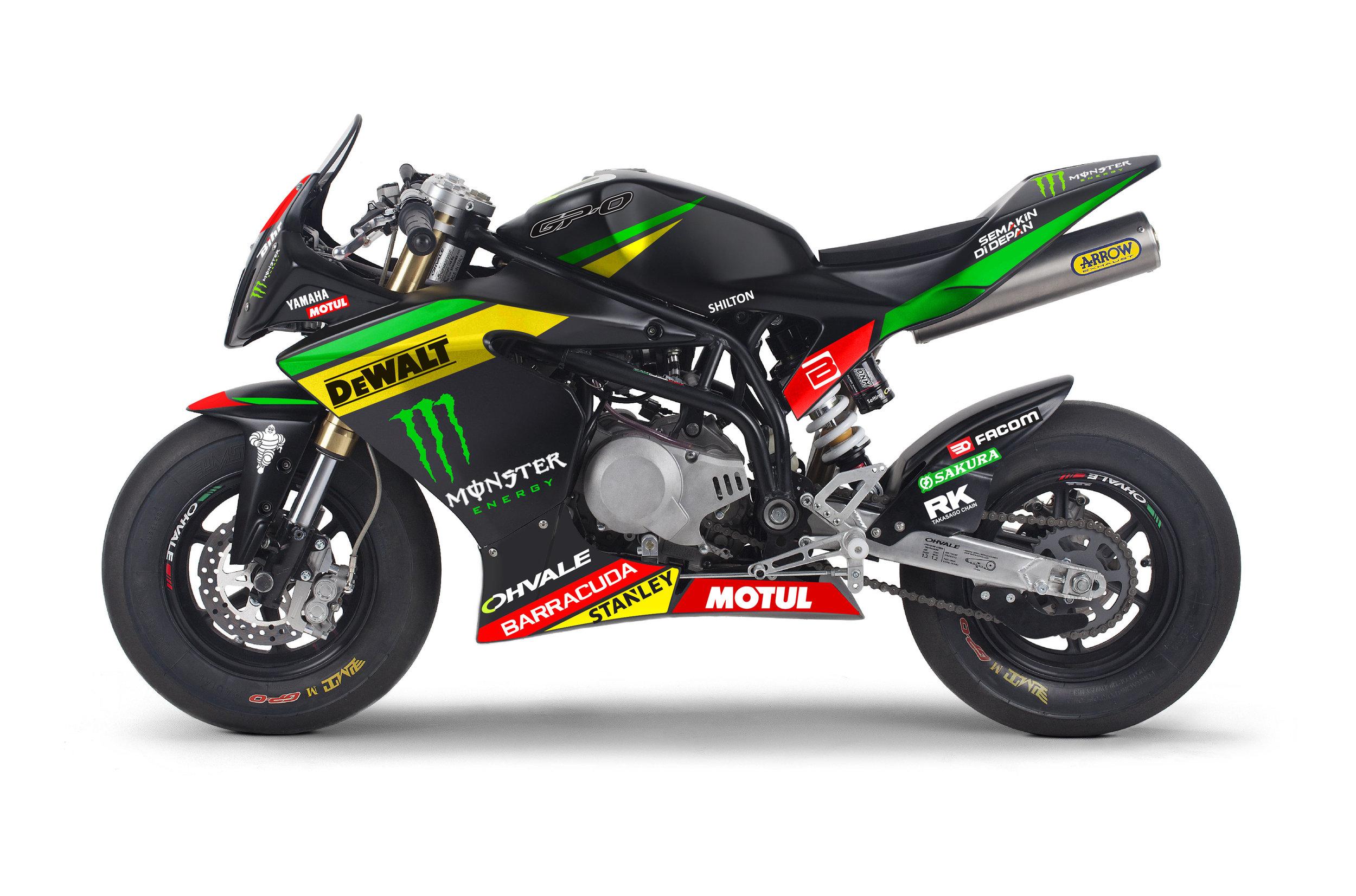 Tech3 Yamaha MotoGP 2018