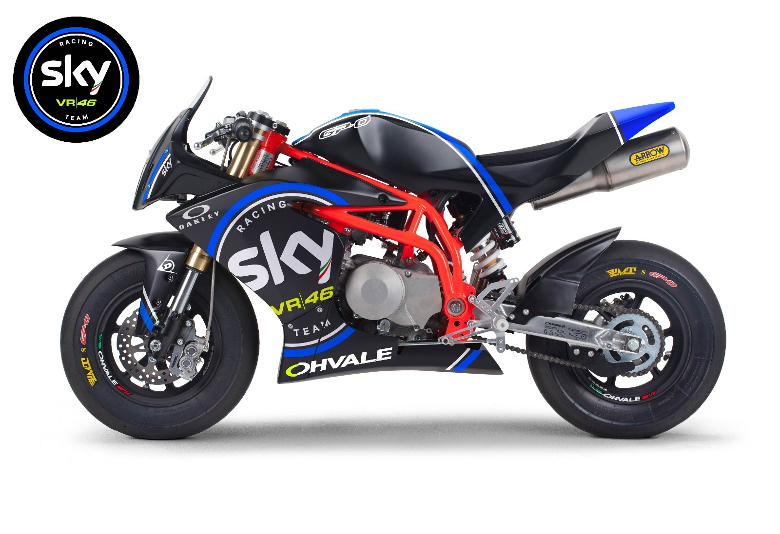 Sky VR46 Moto2 / Moto3
