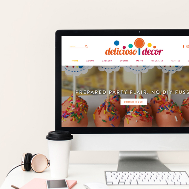 simple website packages to get online fast