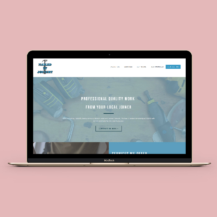 Custom Website Design - Showcase your services or products and connect with your target audience with a strategic, custom website design.Over three weeks we will work together to create a beautiful online space that you feel confident using to grow your business.