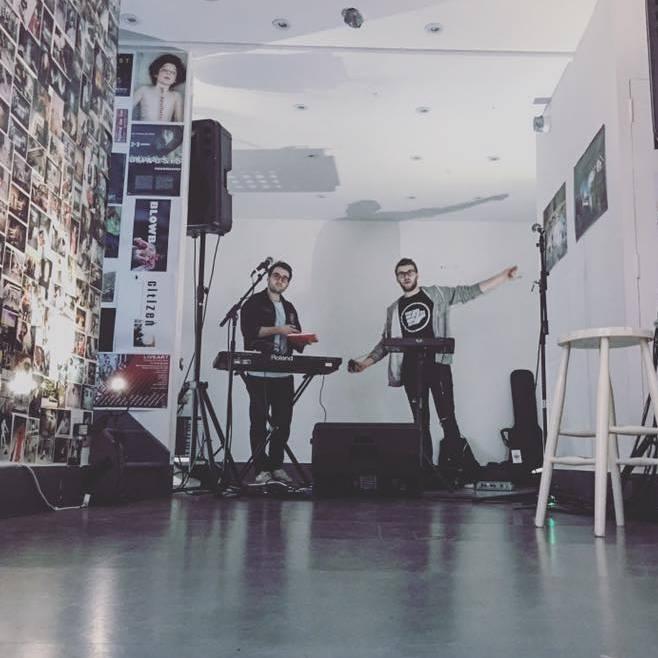 & friends - folk / electronic