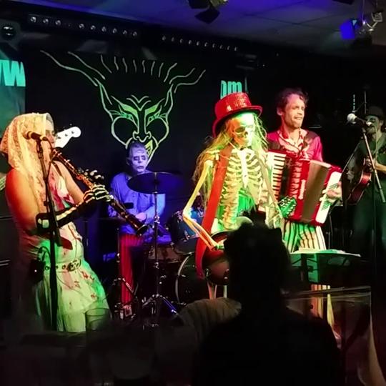 The Balkaneers - Gypsy / folk / Celtic / ska