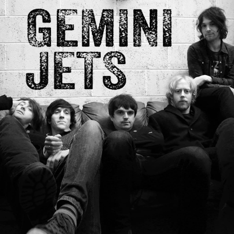 Gemini jets - power pop / alt rock