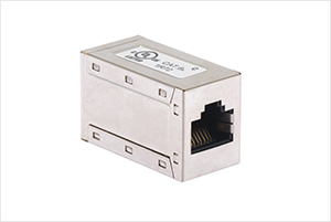 Ultima Cat6A RJ45 Couplers