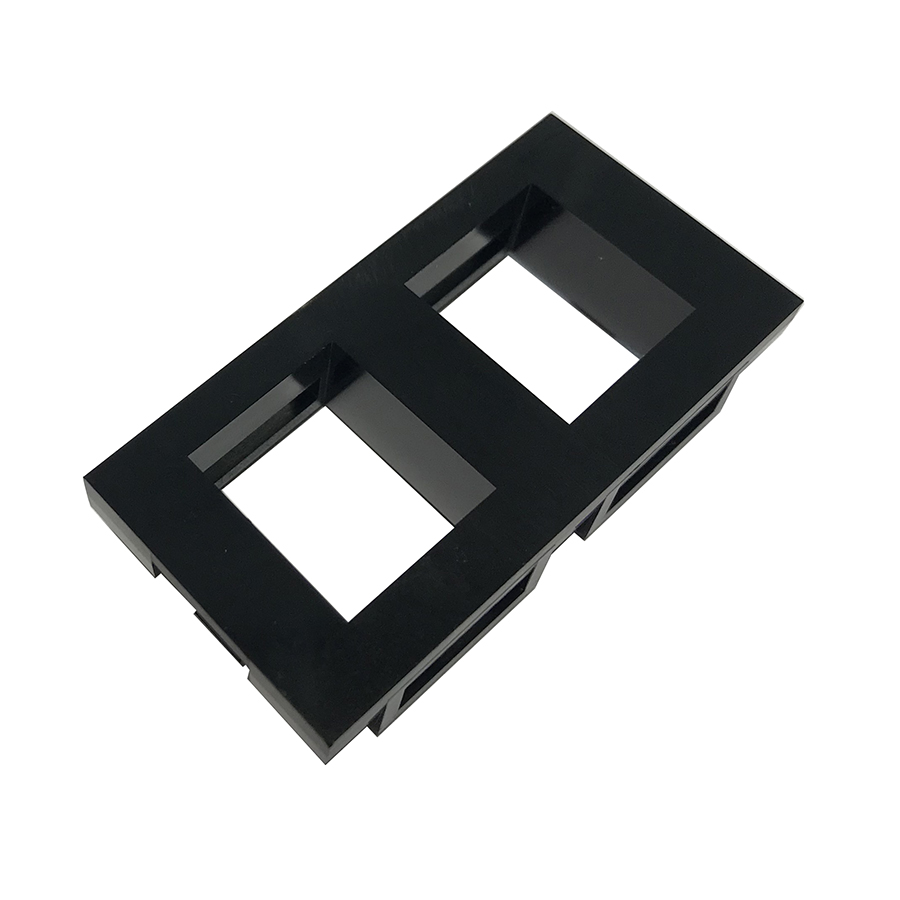 803723_1 Flat Unshuttered Keystone Fascia, 2 Port, Black.jpg