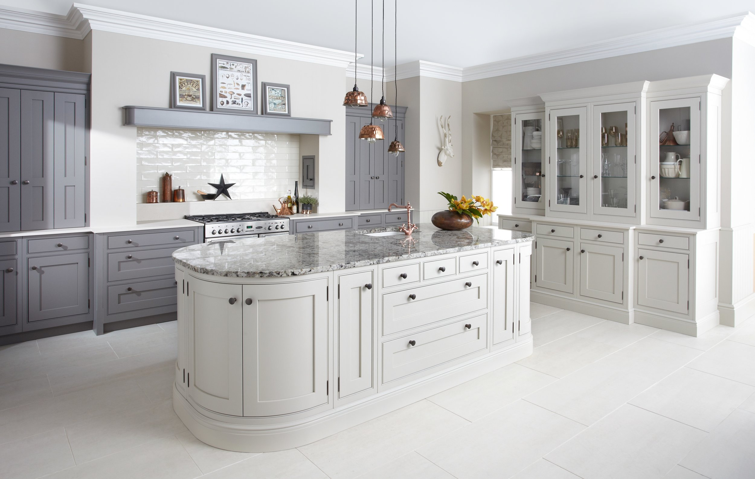retaining its focus on the development of new and innovative products for the fitted kitchen market. A highly skilled and dedicated team have been key to the success and longevity of the business throughout its 150 years. We look forward to producing innovative kitchen designs for our customers for many years to come.