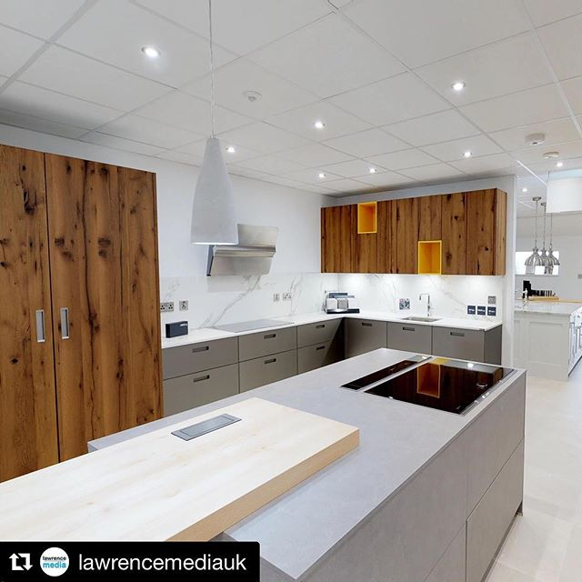 #Repost @lawrencemediauk with @get_repost ・・・ Some still shots taken during yesterday's Virtual Tour shoot with Atlantic Bathrooms & Kitchens. . #matterport #virtualtour #pro2 #3dtour #bathroom #bathroomdesign #kitchen #kitchendesign #style #home #dreamhome #norwich @atlantickbb