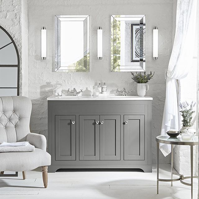 Up to 40% off selected Laura Ashley ranges! Offer ends 31st October 2018, while stocks last - - - - #bathrooms #lauraashley #bathroomfurniture #painted #bathroomdecor #bathroomremodel #bathroomdesign #bathroomsofinstagram