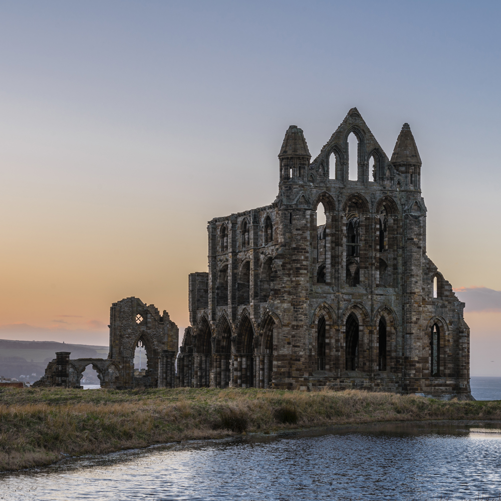 Whitby Castle North Yorkshire England Holiday Break Sightseeing Ruins Trenchers Whitby North Yorkshire Restaurant