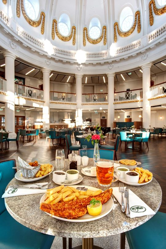 fish and chips in dome.JPG