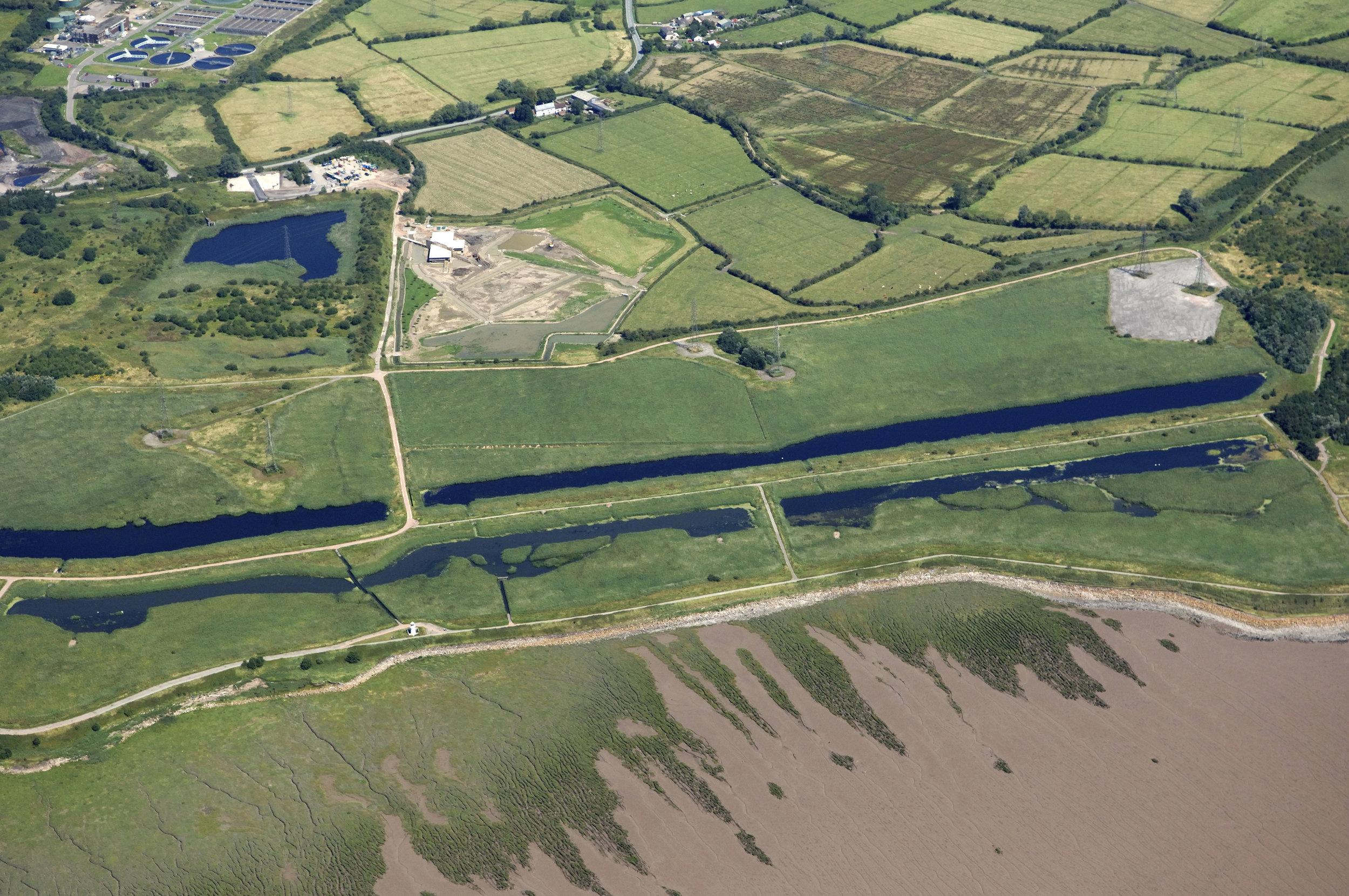 Newport Wetlands (RSPB images)