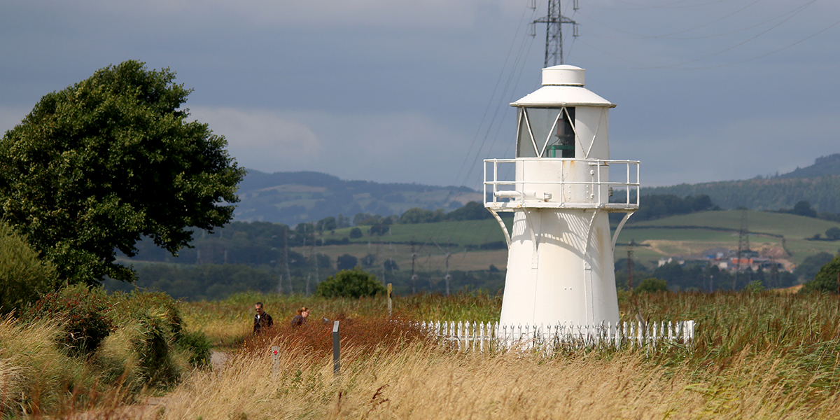 East Usk Lighthouse, Newport Wetlands (Chris Harris)