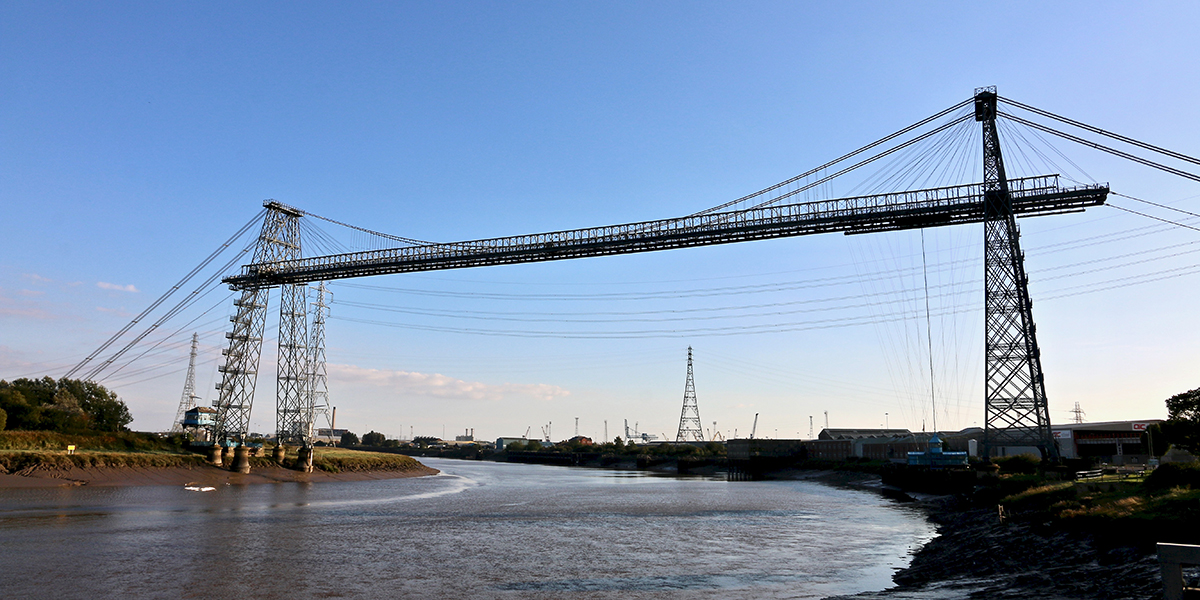 Newport Transporter Bridge (Chris Harris)