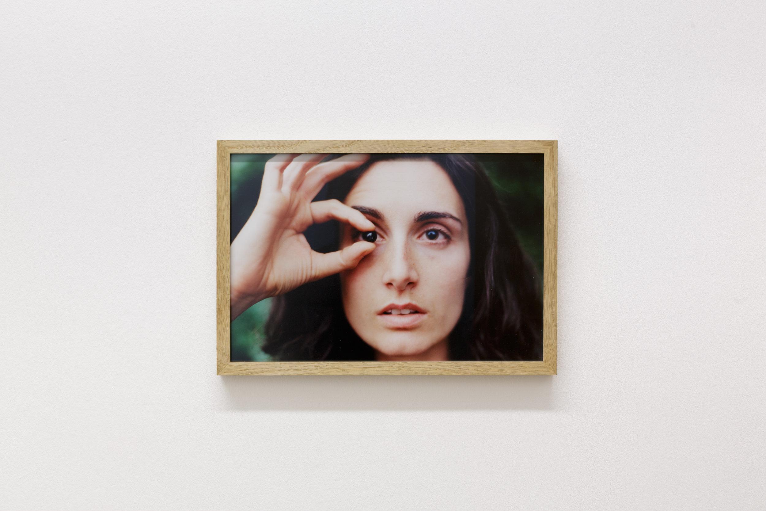 Gaia Fugazza, Atropa Belladonna, 2017. Photographic print by David Bebber. Photo: Tim Bowditch.