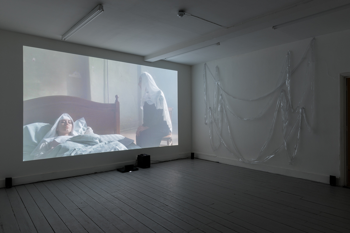 Installation view. Photo: Damian Griffiths.
