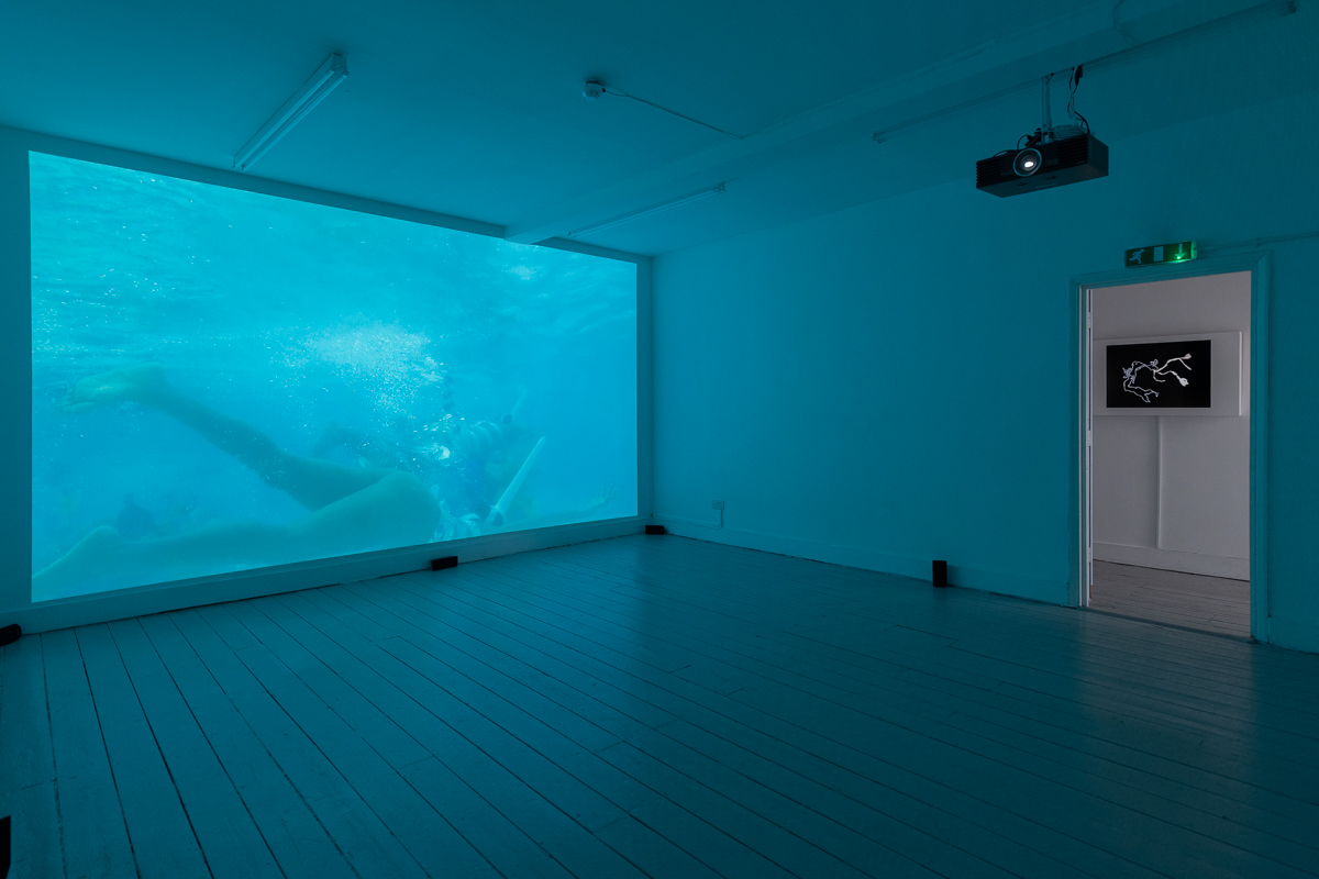 Tejal Shah, Between the Waves, 2012. Channel I, A fable in five chapters. Photo: Damian Griffiths. Image courtesy the artist, Project 88, Mumbai, and Barbara Gross Gallery, Munich