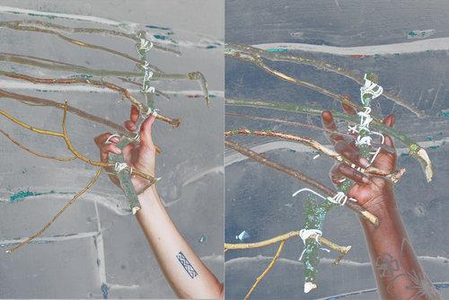Image: Katarzyna Perlak, Rebecca Bellantoni and Rowdy SS, courtesy the artists