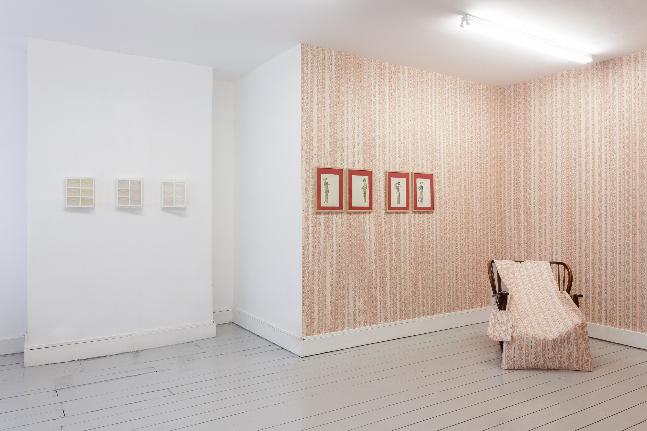 Tomaso Binga, A Silenced Victory, installation view. Photo: Tim Bowditch