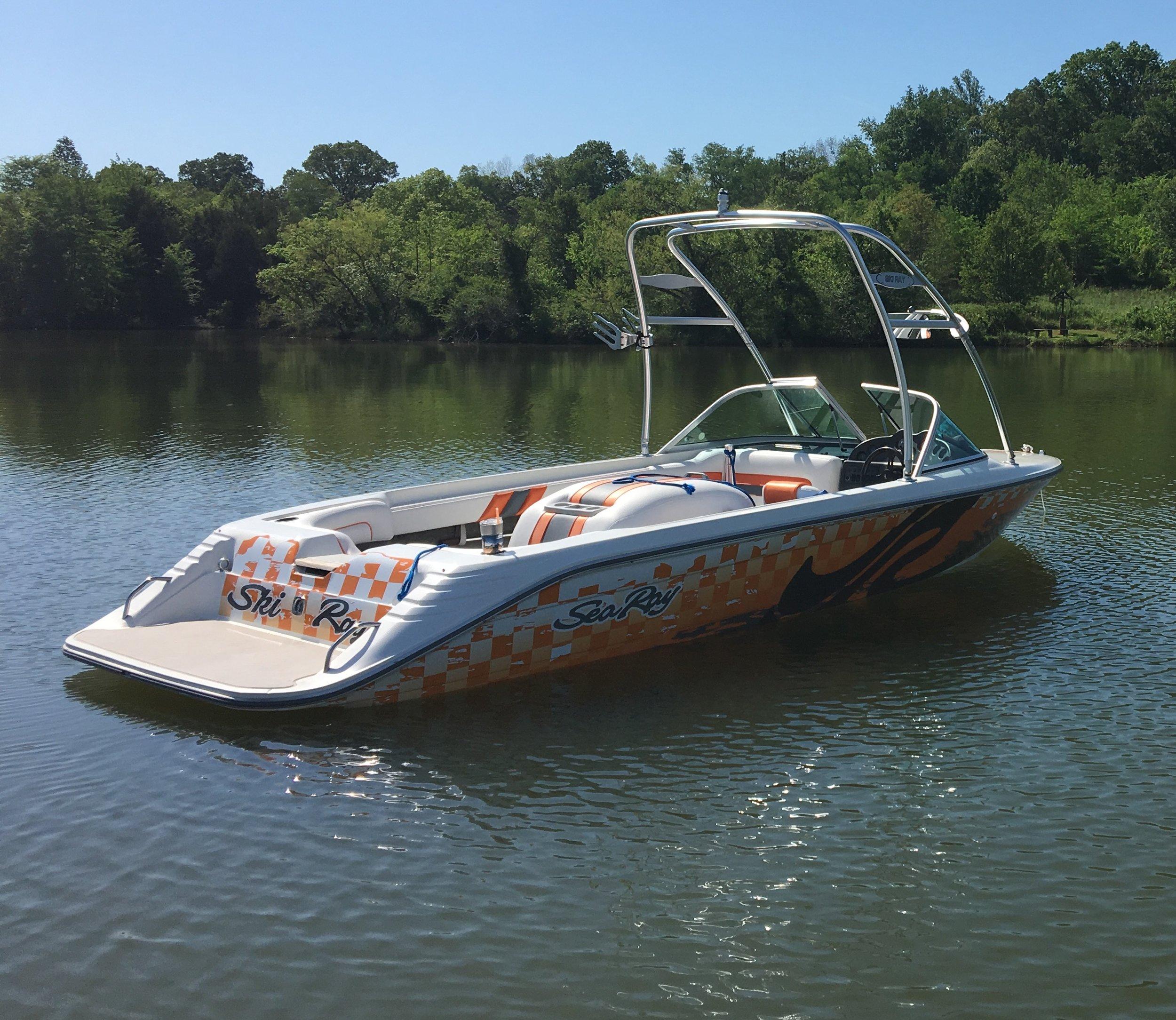 Boat wraps -