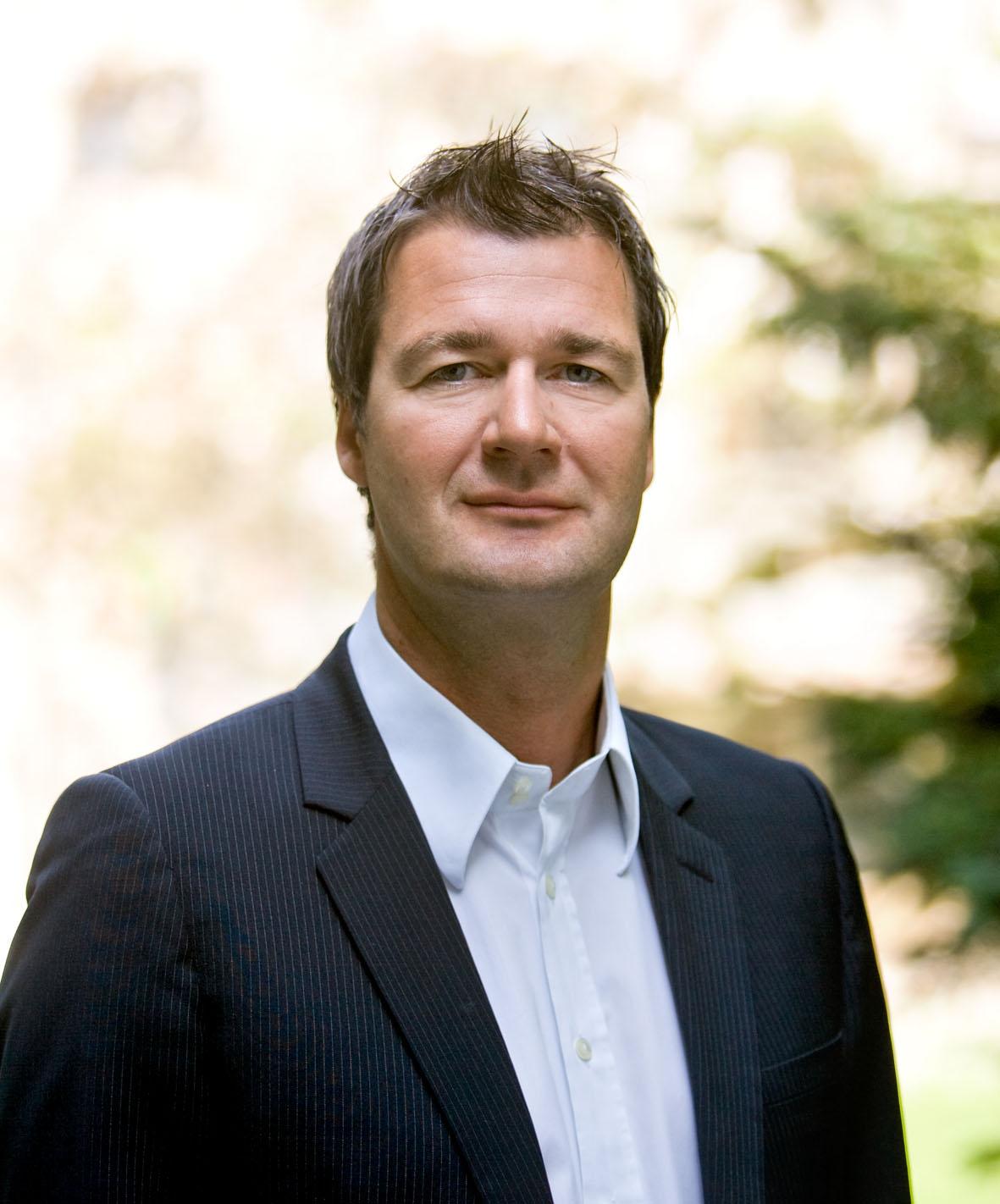 Sjefen for Qvest Media heter Peter Nöthen og du kan møte han på IBC2018.