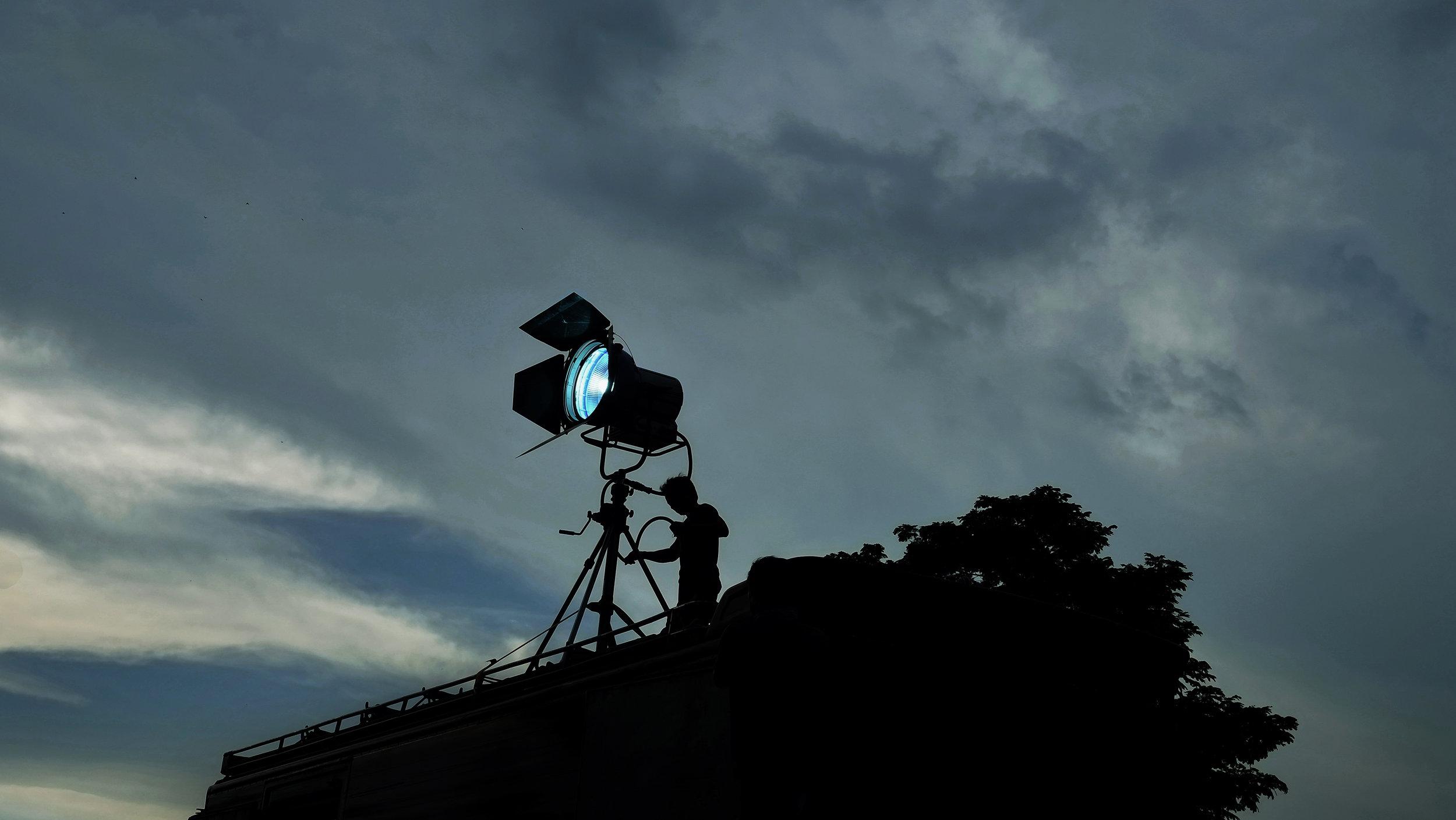 Torsdag 27. september holder Deluxefilm bransjetreff for lys.