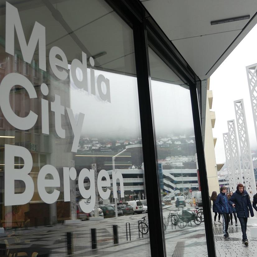 Media City i Bergen er viktig for framtidens medieindustri