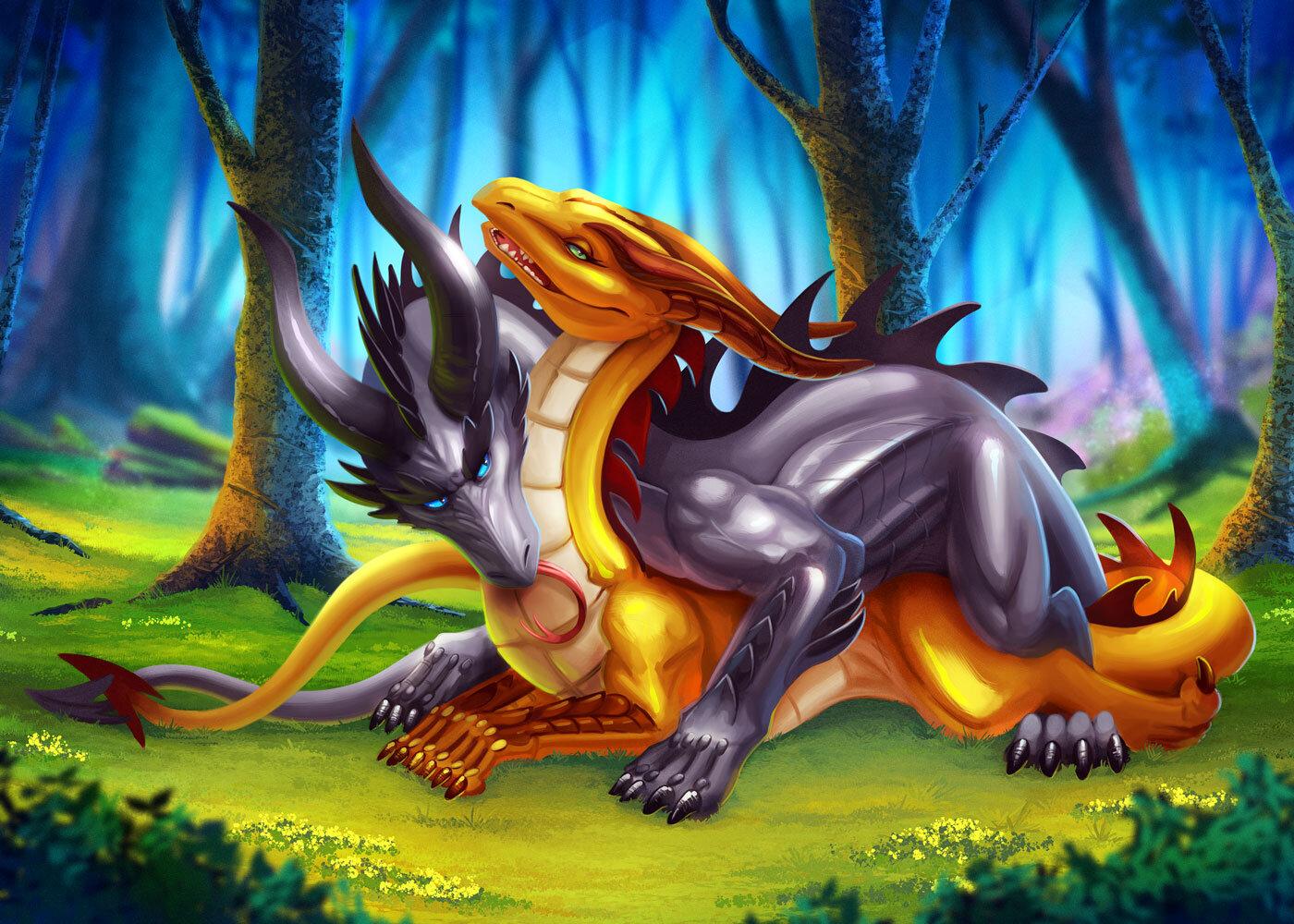 Sex dragon Dragon sex