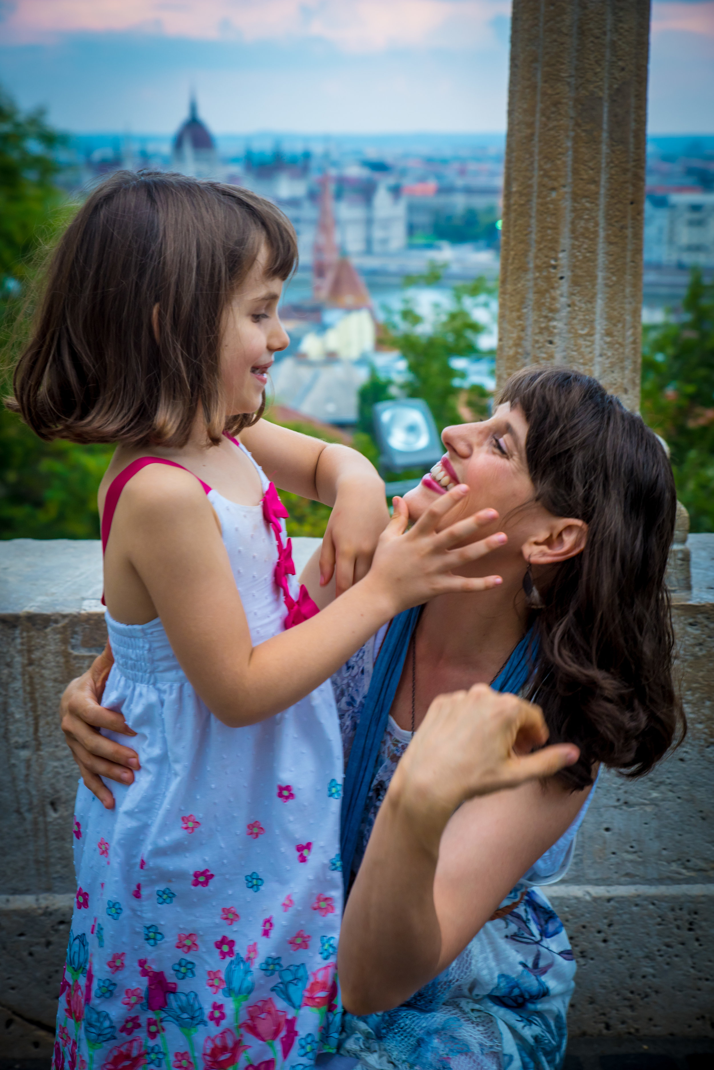 Summer 2018 in Budapest with Miss Lilla