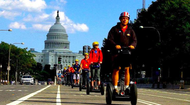 See DC by Segway!