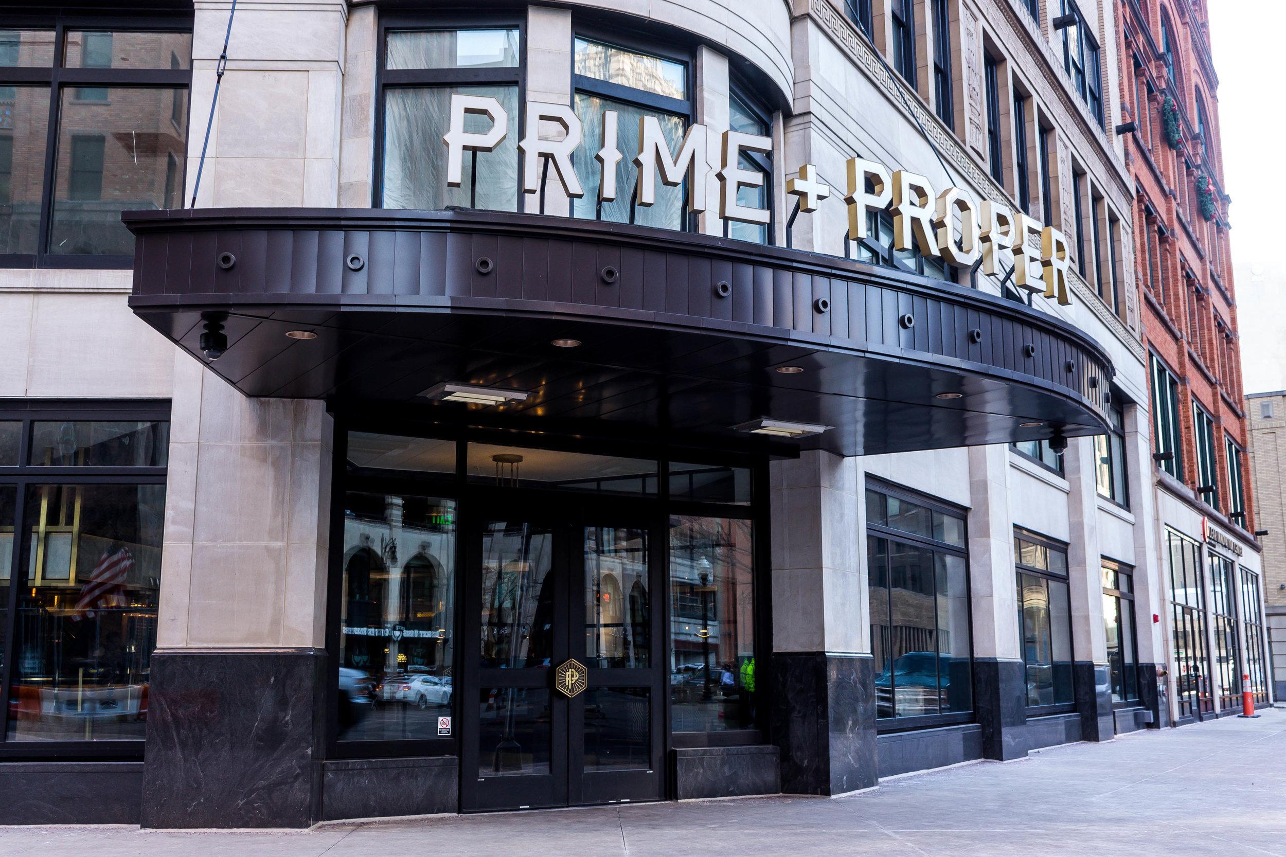 Prime + Proper