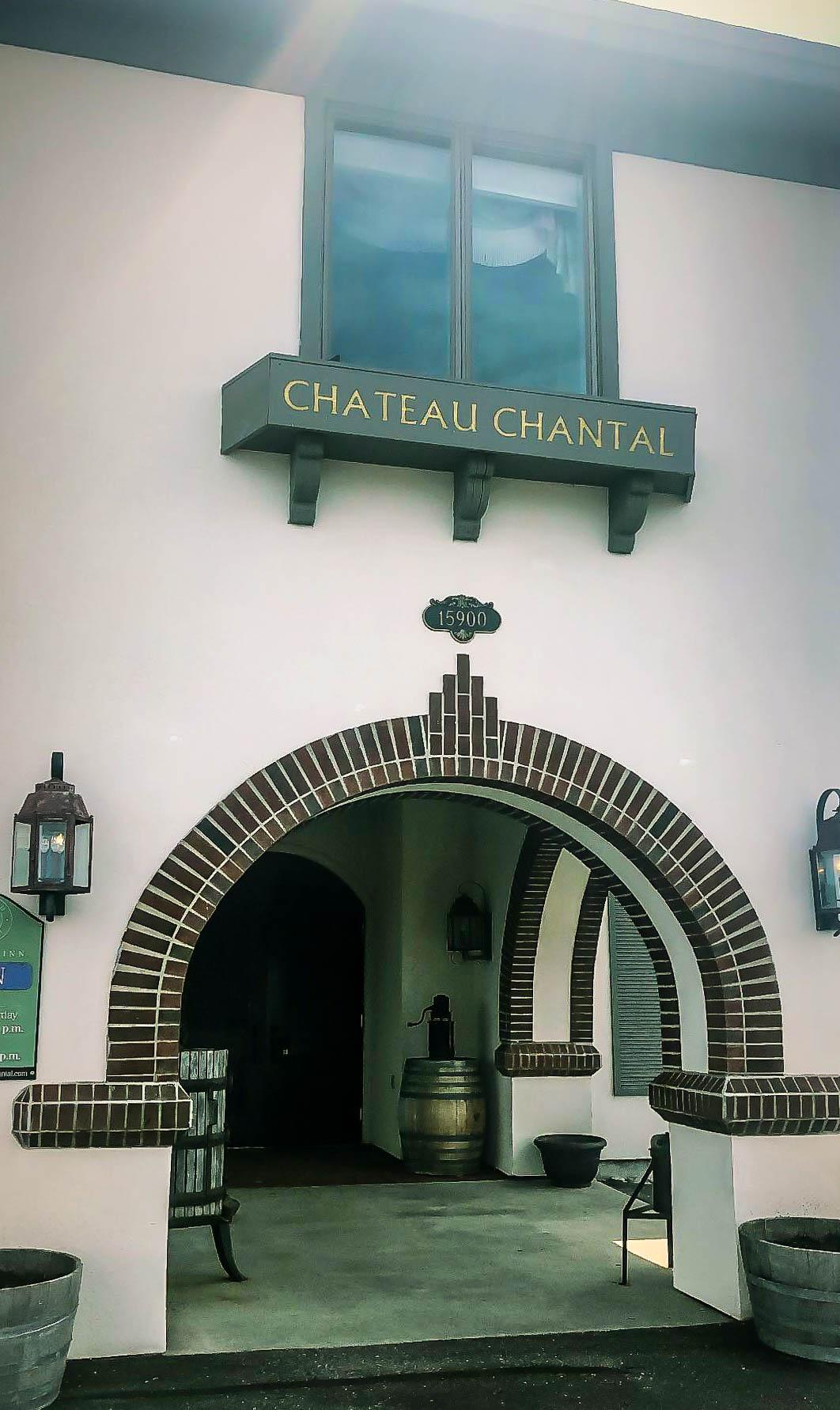 Chateau Chantal Winery