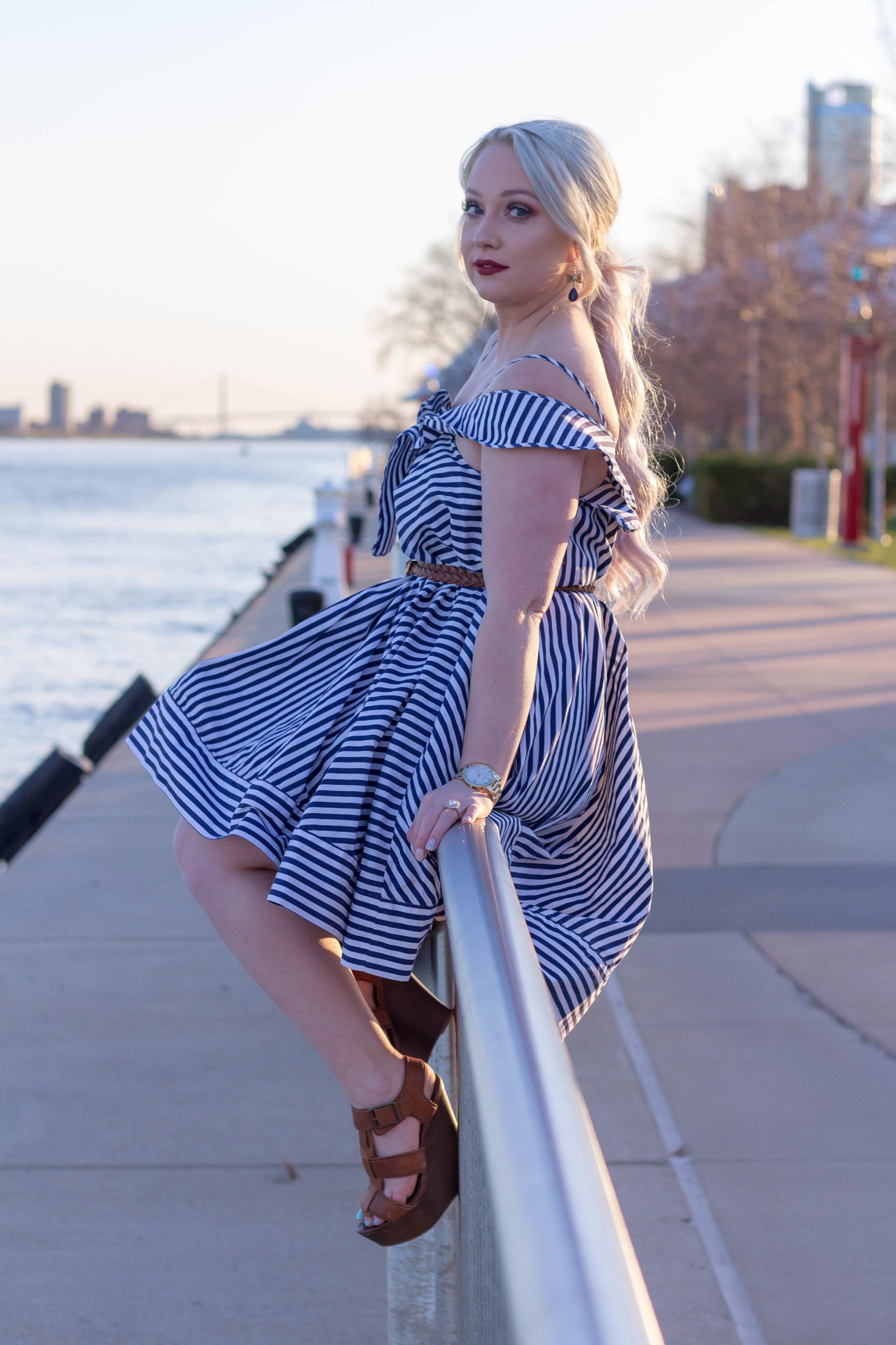 Riverwalk Stripes