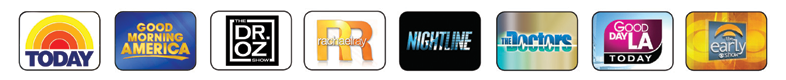 As seen on These top rated programs