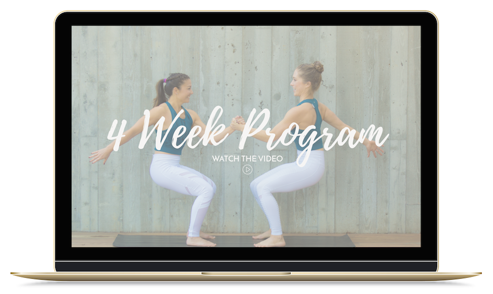 The Program - built just for youWhether you need to add yoga, fitness, nutrition or just need the proper guidance to stay committed to your goals, we've got you covered. Oh and by the way, this is going to be so much fun!