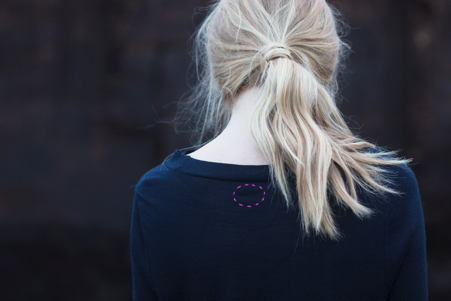The Sphere One Circle Logo – Sphere One is one of JUJU's favourite Irish cashmere brands