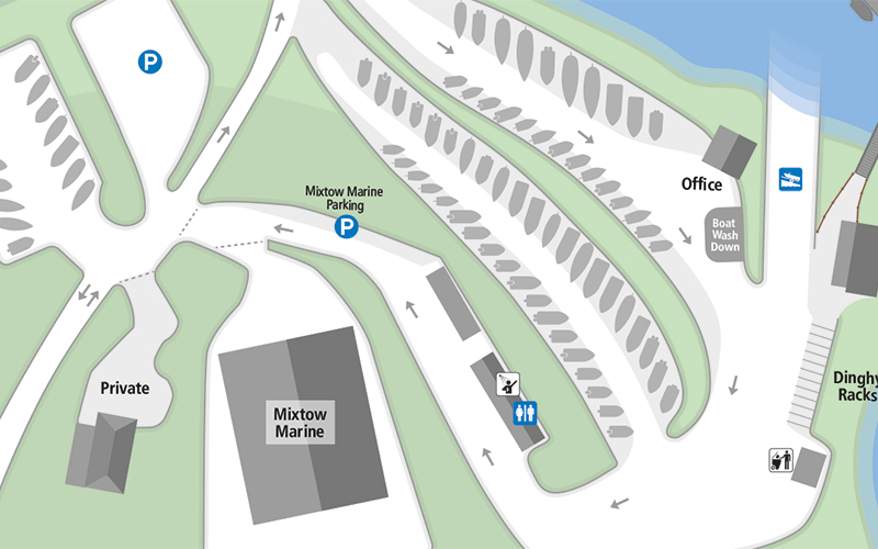 Downloadour map -