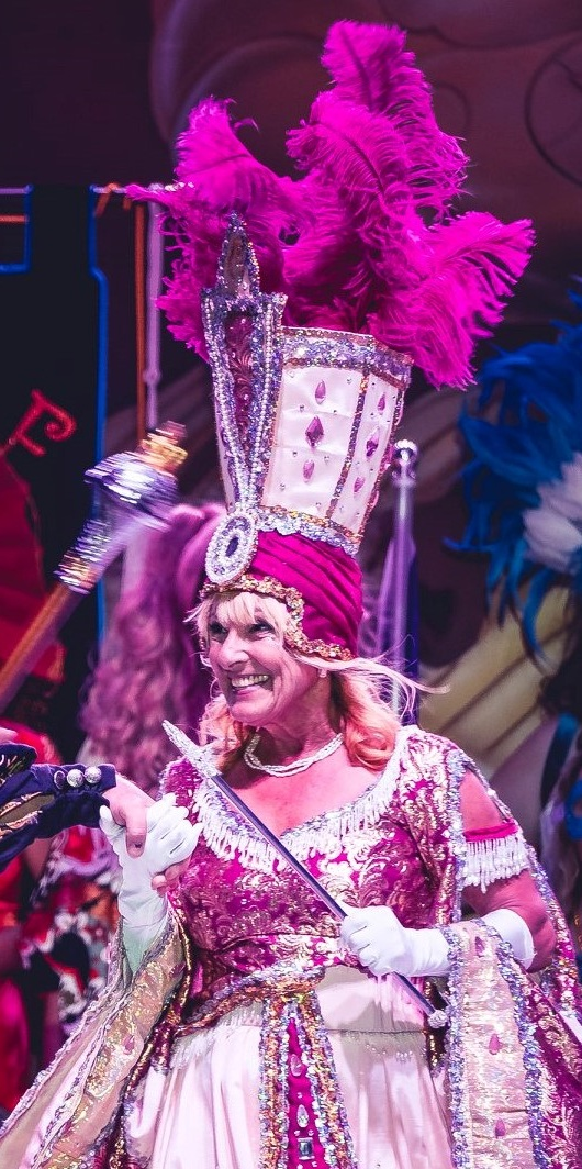 house of clubbers - Lieutenant Diane Eliopoulos, Queen IV & Membership Chairclubbers@kreweofkeywest.com