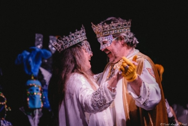 2017 King Juan Pisani and Queen Kimber Tracy II