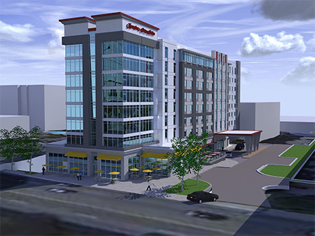 McKibbon Hospitality, Coro Realty to Build Hampton Inn & Suites by Hilton in Buckhead