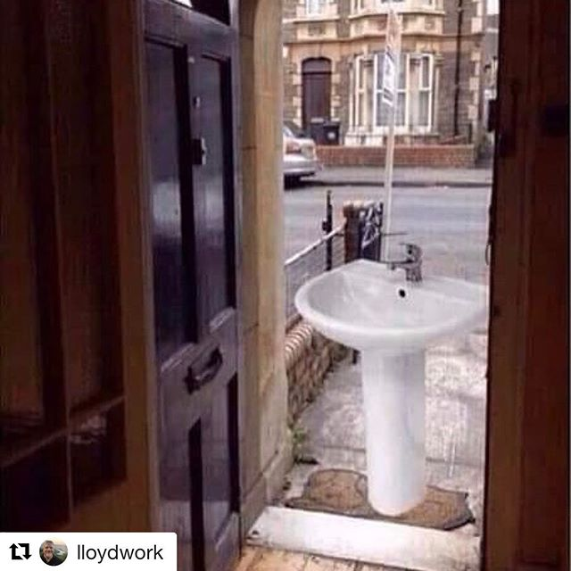 "😂 thanks for the lol @lloydwork ""let that sink in"" 😂😂 #Repost @lloydwork with @get_repost ・・・ Today is the oldest you've ever been and the youngest you'll ever be again. Let that sink in."