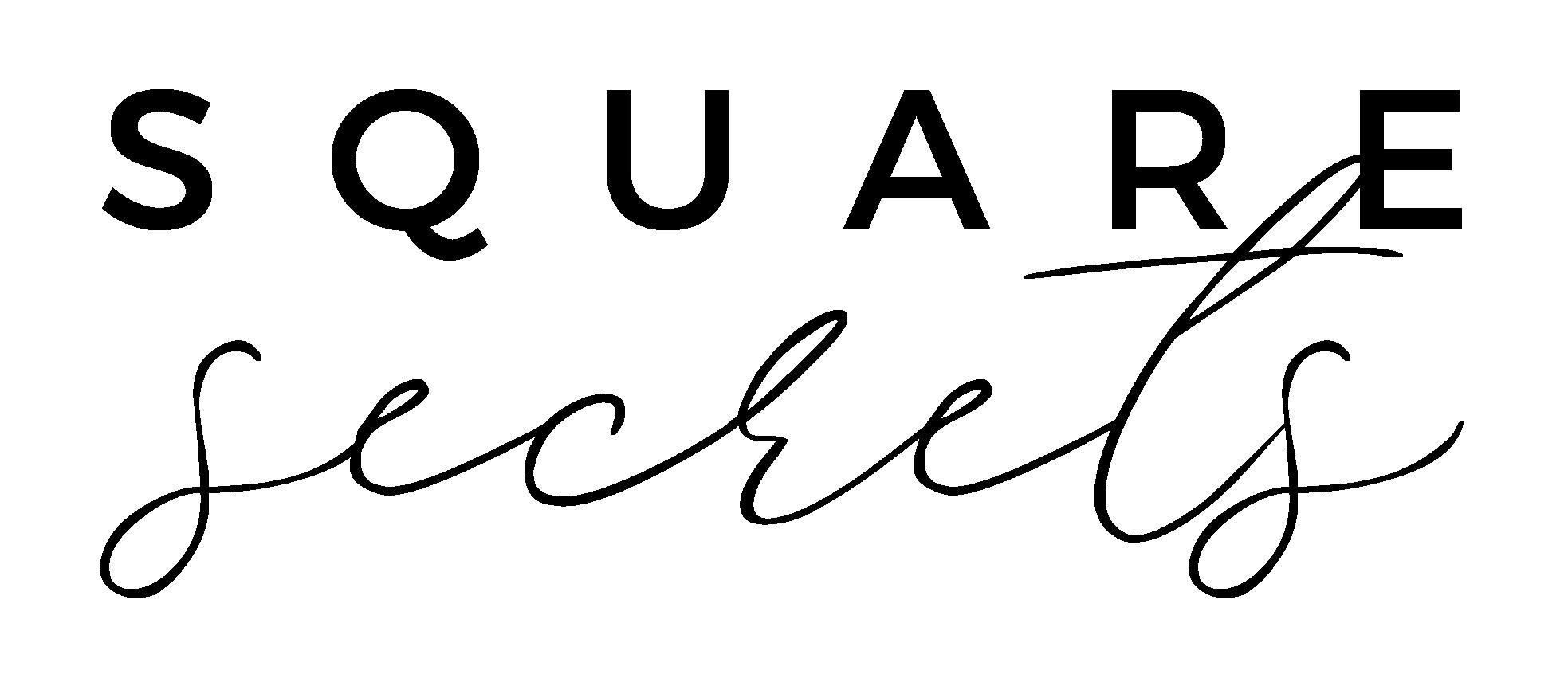 Square Secrets logo