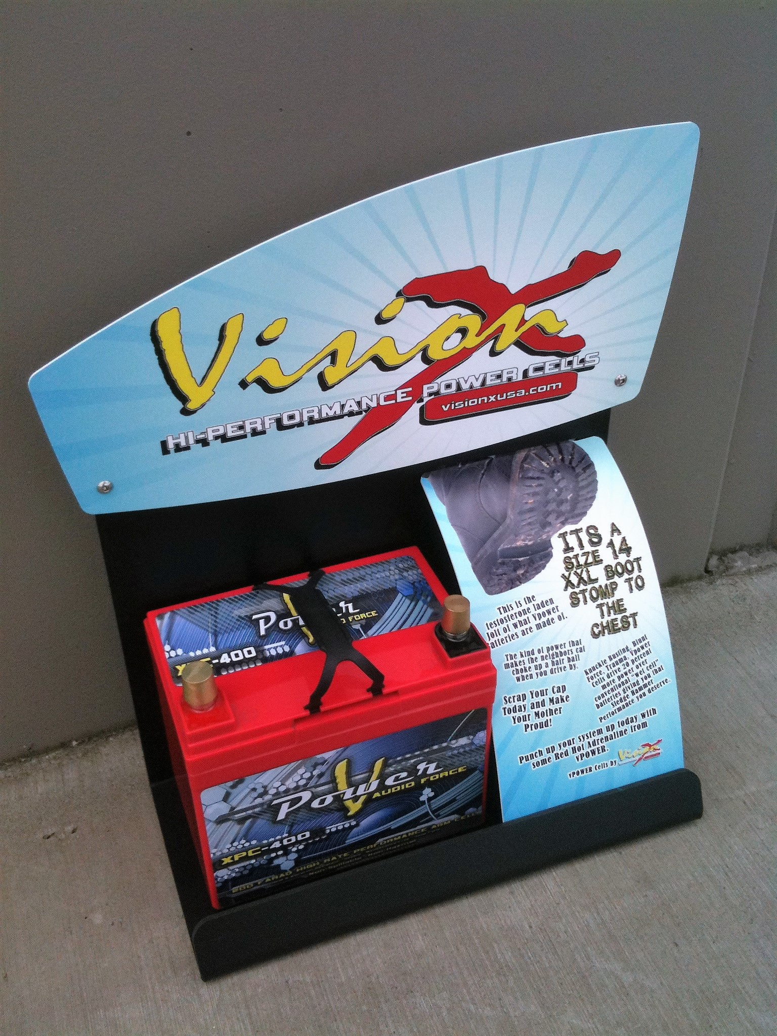 Vision X Battery Display.JPG