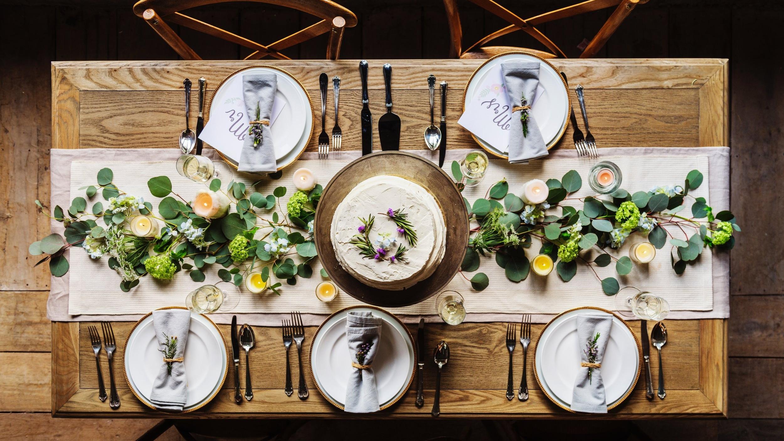 Wedding Dinners -