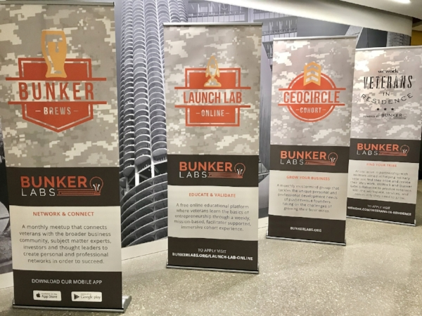 Bunker Labs Chicago Muster Event